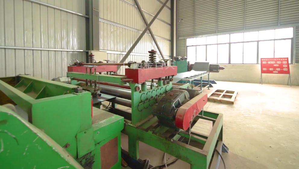 免漆木质防火门生产流程